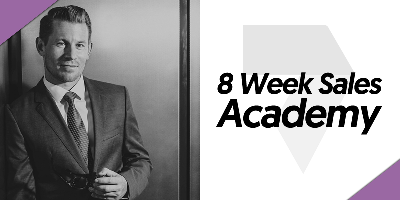 8 Week Sales Academy